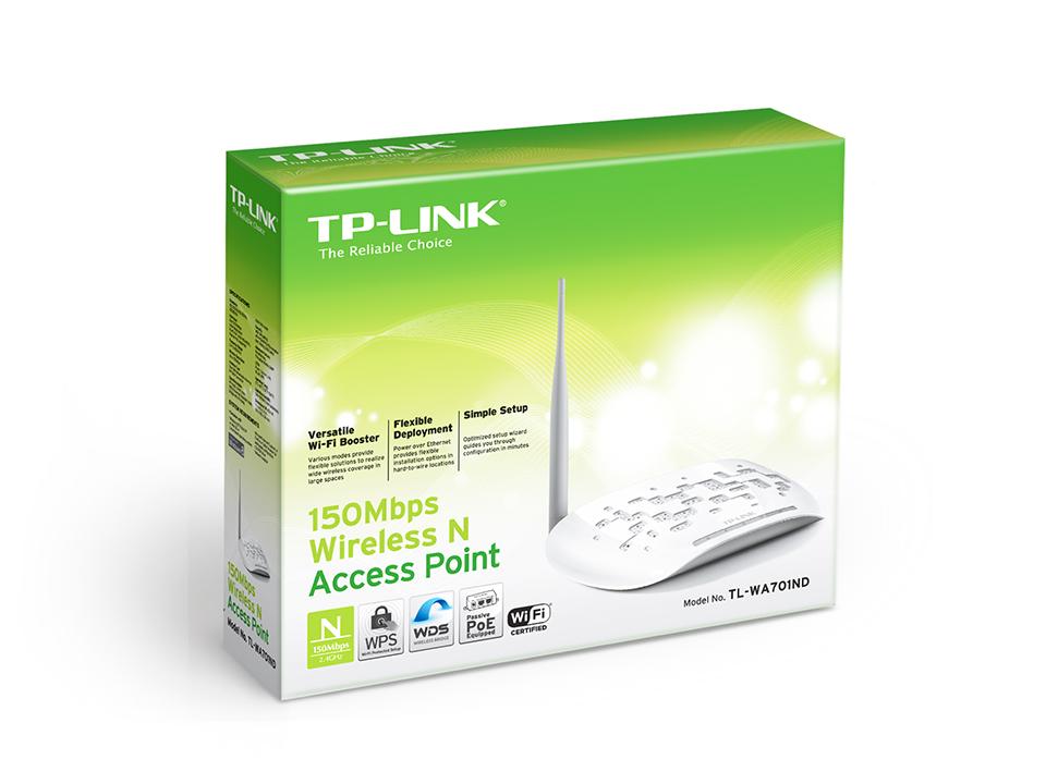 TP-LINK TL-WA701ND   LinkDataGuard com